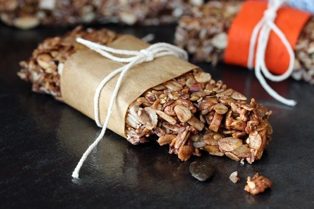 9 Pre-workout Energy Bar Recipes That'll Help You Power through Your Workout ...